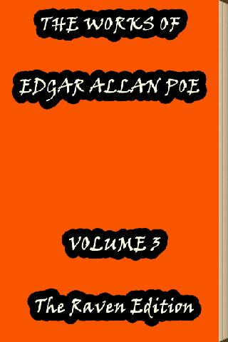 The Works of Edgar Allan Poe 3