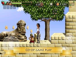 Screenshot of Babylonian Twins Platformer +
