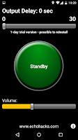 Screenshot of EchoHacks® Speech Trainer Lite