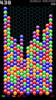 Screenshot of Honeycomb Bubble Breaker