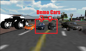Screenshot of ExO Drive demo
