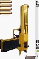 Screenshot of Guns: Desert Eagle