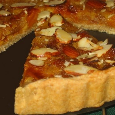 Butternut & Granny Smith Tart