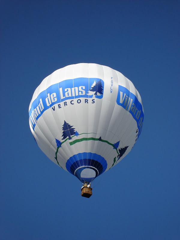 photo mongolfiere villard de lans