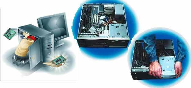 Repara Tu Mismo Monitores y Unidades de CD/CDRW
