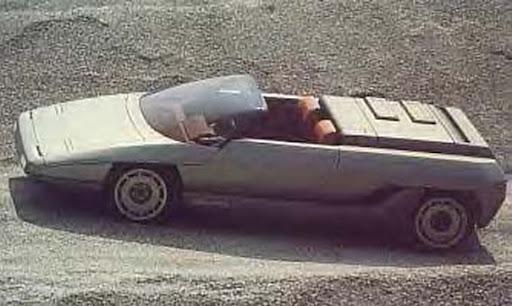 1981 Lamborghini Jalpa. 1981 Countach LP400S