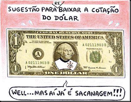 dólar baixo