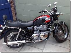 Triumph Bonneville T100 26072008901