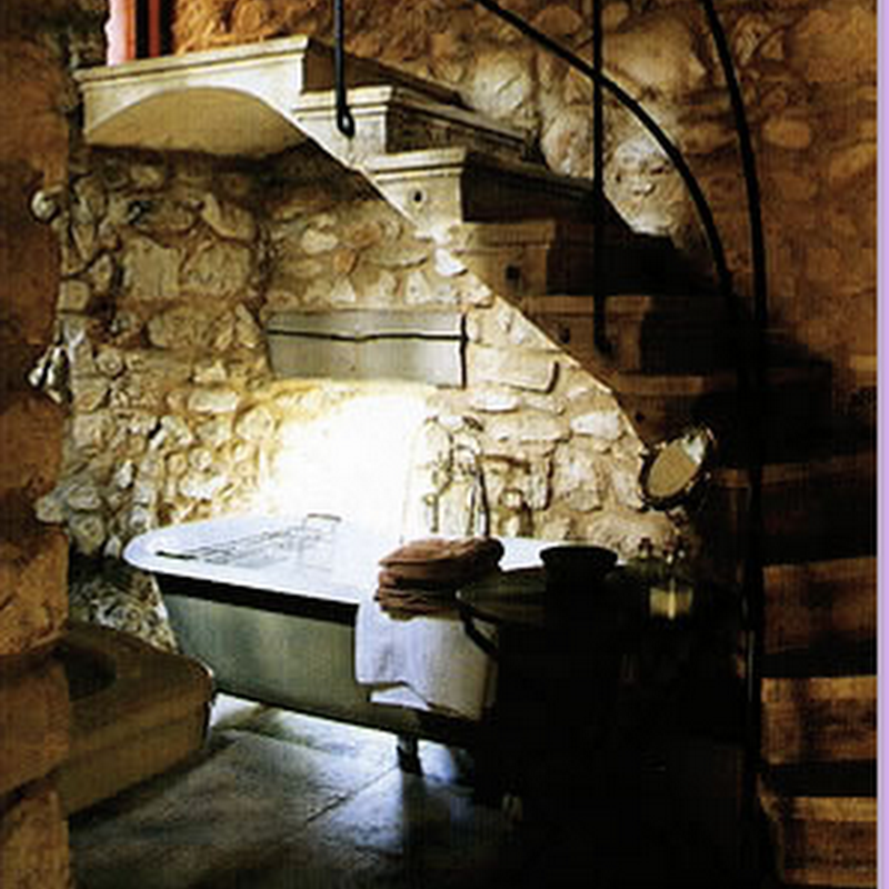 Stone Romantic Bathrooms