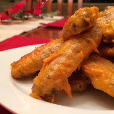Chili Spiced Mango Wings