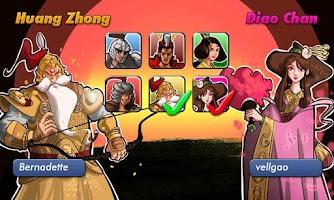 Screenshot of 3 Kingdoms Archery:ChibiWarIII