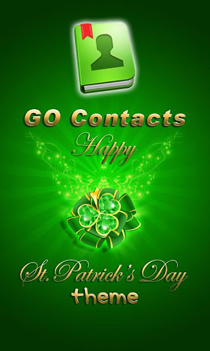 GO Contacts St.Patrick's Day