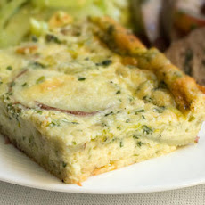 Savory Egg Pudding
