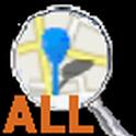 FindAllLocation (Find All Loc icon