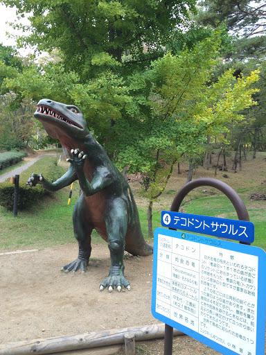 テコドントサウルス Portal in D...