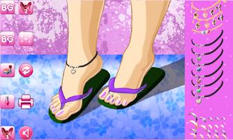 Screenshot of Flip Flop Toes Lite