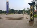 邕江明珠石柱灯塔