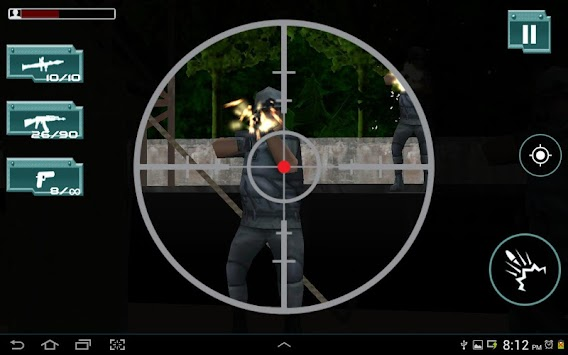 COMMANDO COUNTER STRIKE:ATTACK APK screenshot thumbnail 4