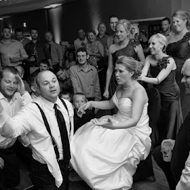 by David Drufke - Wedding Reception