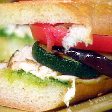 Cilantro-Infused Chicken Sandwiches