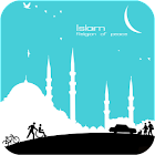 Islam is peace wallpaper icon