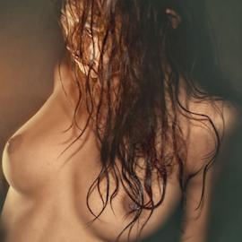 On the Lights by Felix Rusli - Nudes & Boudoir Artistic Nude ( boudoir, sensuality, artistic nude, sensual )