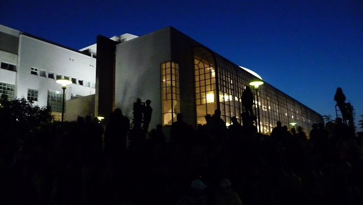 L'opéra by night