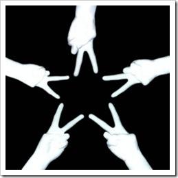 estrela da amizade