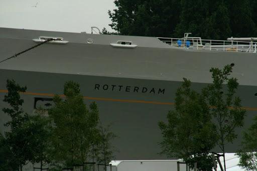Holland America Line - SS Rotterdam