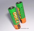 GP2300 Ni-MH Battery