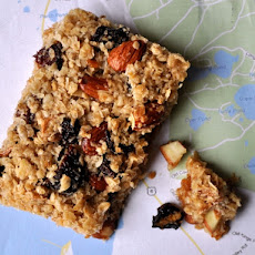 Chewy Trail Mix Bars
