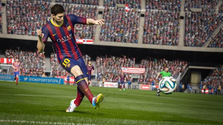 Luis Suarez' ban extends into FIFA 15 as well