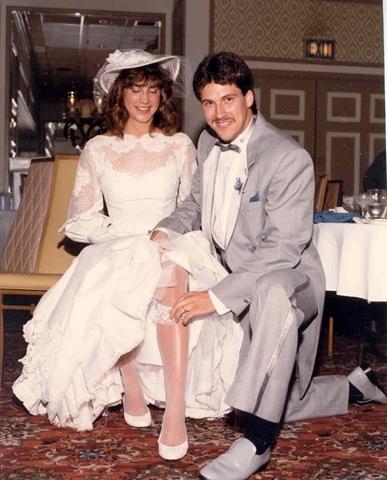 Michelle stevenson wedding