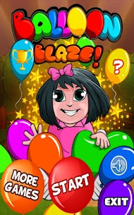 Balloon Blaze - screenshot