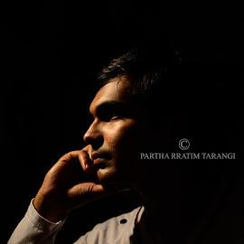 by Partha Pratim Tarangi - Novices Only Portraits & People