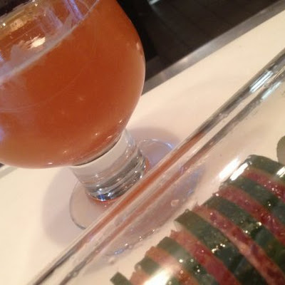 Beer Infused With Salmon Roe (At Last!)