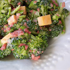 Annie's Broccoli Salad