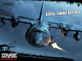 Screenshot of Zombie Gunship