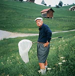 Dmitri Nabokov