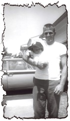 Me and Dad 1965