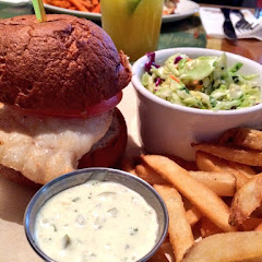 GF Key West Fish Sandwich