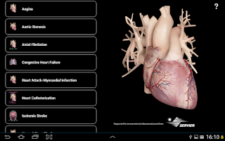 Screenshot of Cardiological