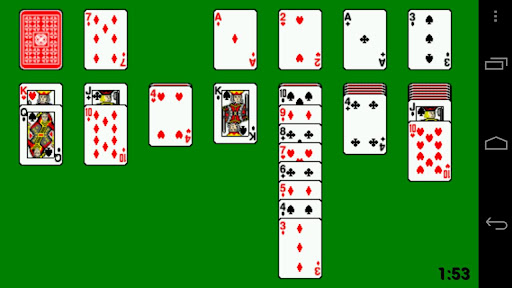 solitaire-collection-free for android screenshot