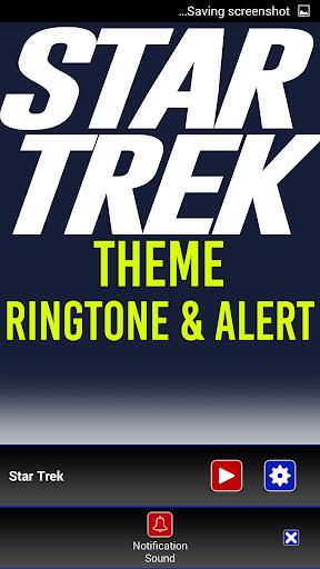 Star Trek Main Theme Ringtone - screenshot