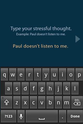 The Work App - screenshot
