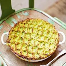 Sweet Pea Fish Pie