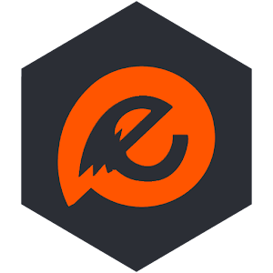 EvolveSMS Theme - Verge Orange APK Cracked Download