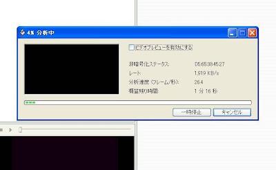 DVD Shrink DVDの中身の分析