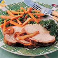 Paprika Pork Roast