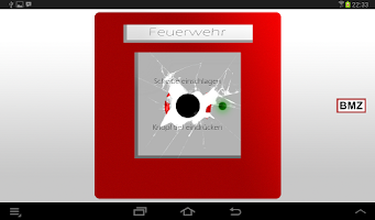 Screenshot of Feueralarm